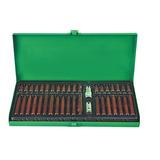 40件10、12.5mm系列星批铁盒组套
